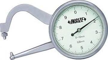 Đồng hồ đo đọ dày 0-10mm Mã số: 2862