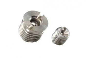 Flush nipple - Din 3405