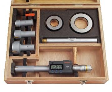 Bộ thước điện tử đo lỗ 3 chấu 20-50mm Mã Số: 468-973