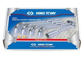 Bộ ống điếu 6-32mm 26 chi tiết Kingtony 1826MR