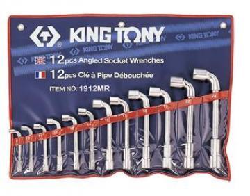 Bộ ống điếu 6 cạnh 12 chi tiết 8-24mm Kingtony 1912MR