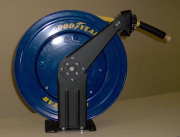 Cuộn dây hơi tự rút 1/2'' - Pneumatic hose reel 1/2''