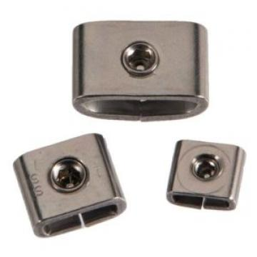 Bọ inox khóa Vít 3/8'' - Stainless Steel Screw Buckles 3/8''