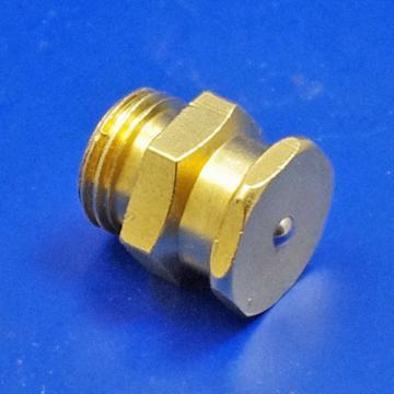 Vú mỡ nút bằng đồng M16 - Bronze button nipple M16