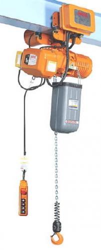 Pa lăng xích điện 1 tấn Daesan DSM-1S