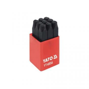 Bộ đóng số 9 chi tiết Yato YT-6854