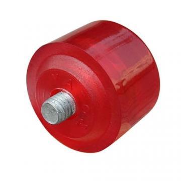 Búa 2 đầu nhựa PU trắng đỏ Yato YT-4635
