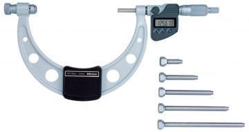 Panme đo ngoài điện tử hệ mét 0-150mm/0.001mm Mitutoyo 340-251-30