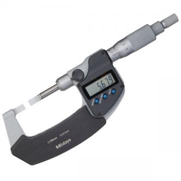 Panme đo ngoài đầu dẹp type B 0-25mm/0.001mm Mitutoyo 422-260-30