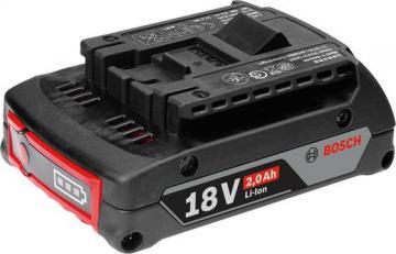 Pin Bosch 18V - 2.0Ah