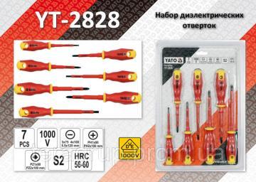 Bộ vít cách điện YT-2828